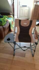 Royal directors camping chair