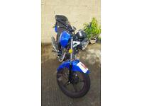 2015 Sinnis Max II 125cc Motorcycle Motorbike