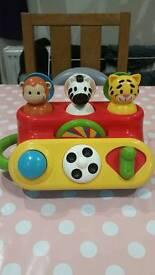 ELC Pop Up Toy