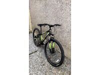 Diamondback descent vectra7005 series, 24speed