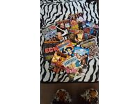 WWF/WWE Collectors Edition Magazines (Also Raw and Smackdown)