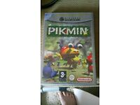 Pikmin gamecube game
