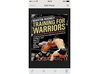 Training for warriors by Martin Rooney MMA coach