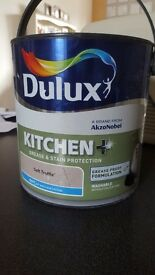 Dulux matt kitchen paint+