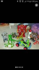 Biys toys large bundle