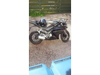 yzf r125 for swap