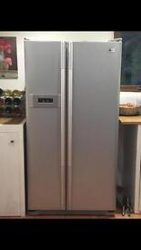 American style fridge freezer LG