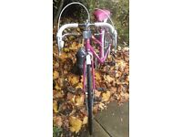 Little retro ladies bike
