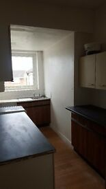 Large one bedroom flat with kitchen ,lounge bathroom with shower . Tel 07762306926
