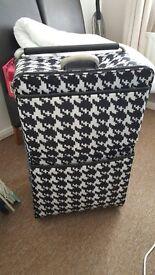 "Lightweight 30"" suitcase"