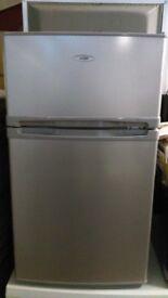 Undercounter white Fridge Freezer