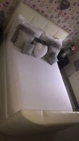 King Size TV Bed (bed frame only) £300 no offers under this, thanks!
