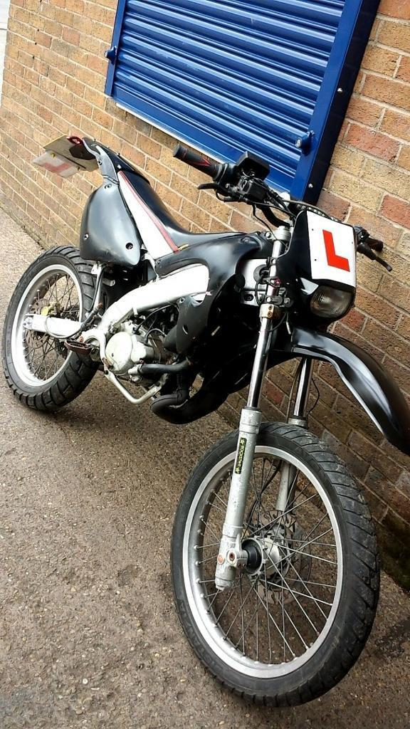 peugeot xp6t 50cc super moto moped dirt bike in coventry west midlands gumtree. Black Bedroom Furniture Sets. Home Design Ideas