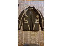 IXON Mens Motorcycle jacket - large
