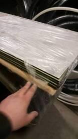 2.3 square meters laminate flooring