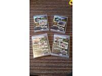 Very Rare Jungle Hooks DVD's with Jeremy Wade Amazon and India full sets.