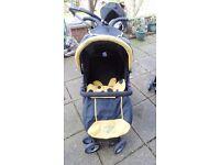 Petite Star City Bug pushchair