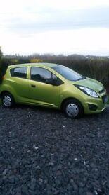 1ltr cheverolet spark.outstanding condition. .beautiful colour...great 1st time car....
