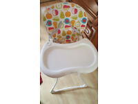 Baby Highchair. Graco Fruit Salad High chair