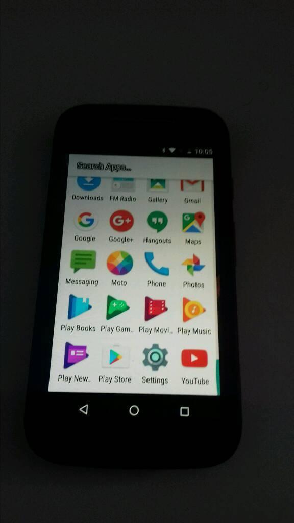 Motorola moto e smartphone android excellent conditionin Milton Keynes, BuckinghamshireGumtree - Moto e smartphoneexcellent condition.Android latest software Can deliver locally