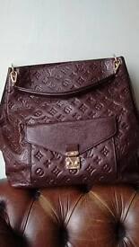 LOUIS VUITTON EMPREINTE OMBRE Handbag