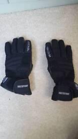 Richa mens waterproof motorcycle glove