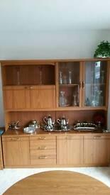 Large Display Cabinet / Sidebaord