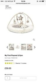 *BRAND NEW* M&P my first baby gym