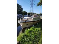 32ft Boat for Sale £9000
