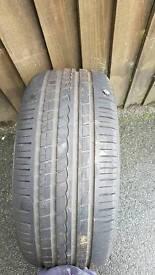 Tyre pirelli p zero rosso 225 45 w 17