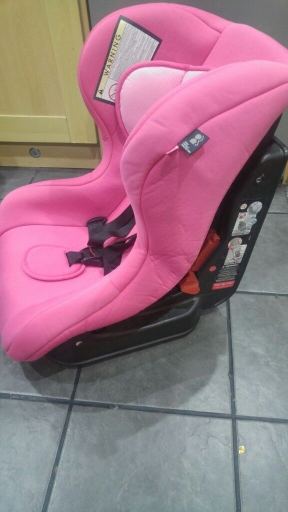 Mothercare carseat from birth to 10kg. Group 0 and 1