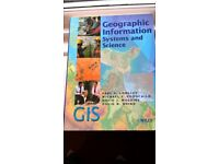 Geographic Information Systems and Science Book