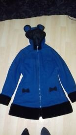 Banned blue ladies coat size 10