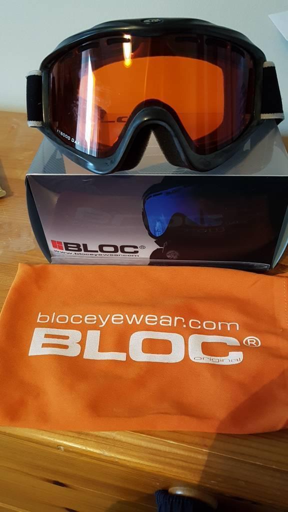 Goggles ski snow board etc