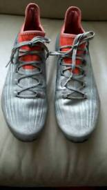 Mens Adidas football boots size 10