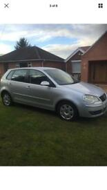 2005 55 Volkswagen Polo 1.4 TDI NEW SHAPE