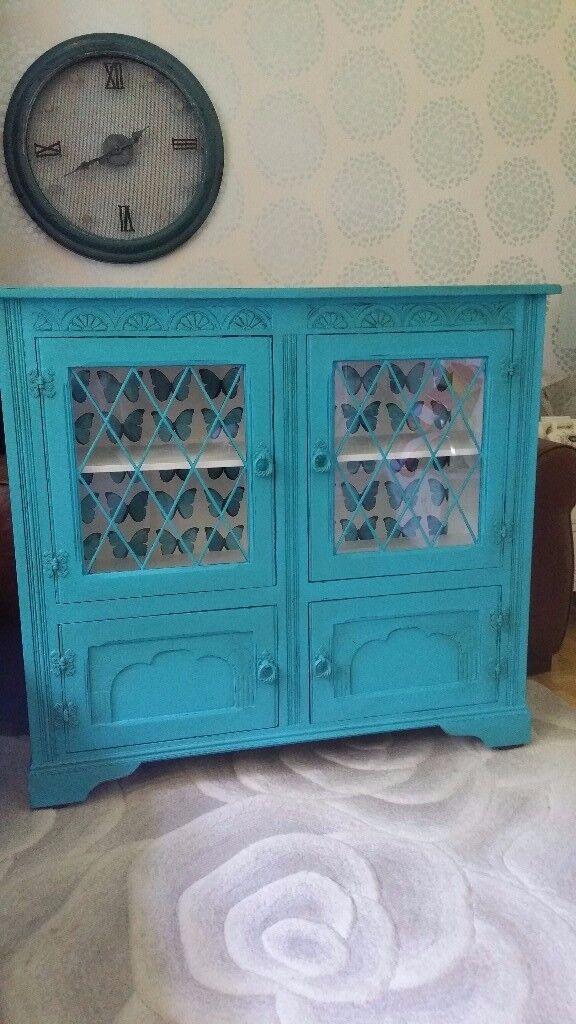 Refurbished display cabinet / cuppboard