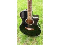 Yamaha APX500 Electro Acoustic Guitar in Black