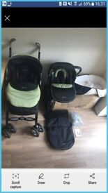 Silver cross 3d travel system with isofix