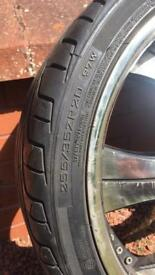 Wheels&tyres for sale 4x4 new tyres PCD 5x114.3