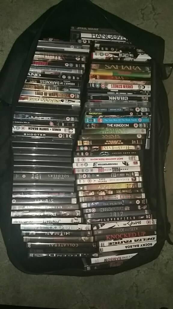80 plus dvds