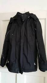 Hall Cross waterproof jacket