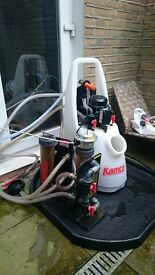 Power Flush Cover All London and Surrounding, Certificate + Guarantee