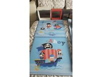 Pirate themed bedroom items
