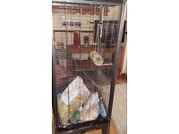 Large Cage for Small Furries - 1.5 metres high