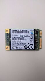 Samsung 32GB mSATA Laptop SSD