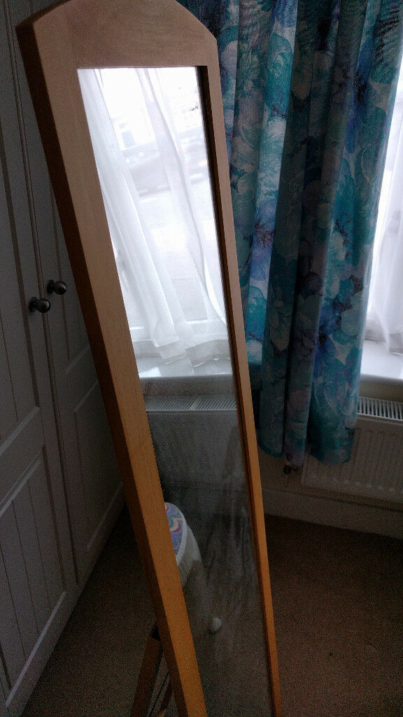 Mirror, Upright Floor Standing