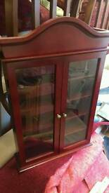 Display cabinet great condition