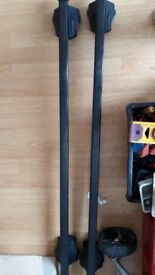 Thule rapid 751 and square bar system