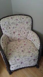 Sofa et 2 fauteuils  antique 1943